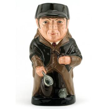 Sherlock Holmes D6661 - Royal Doulton Toby Jug