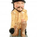 Sir Francis Drake Large D6660 - Royal Doulton Toby Jug