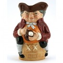 Toby XX Medium D6088 - Royal Doulton Toby Jug