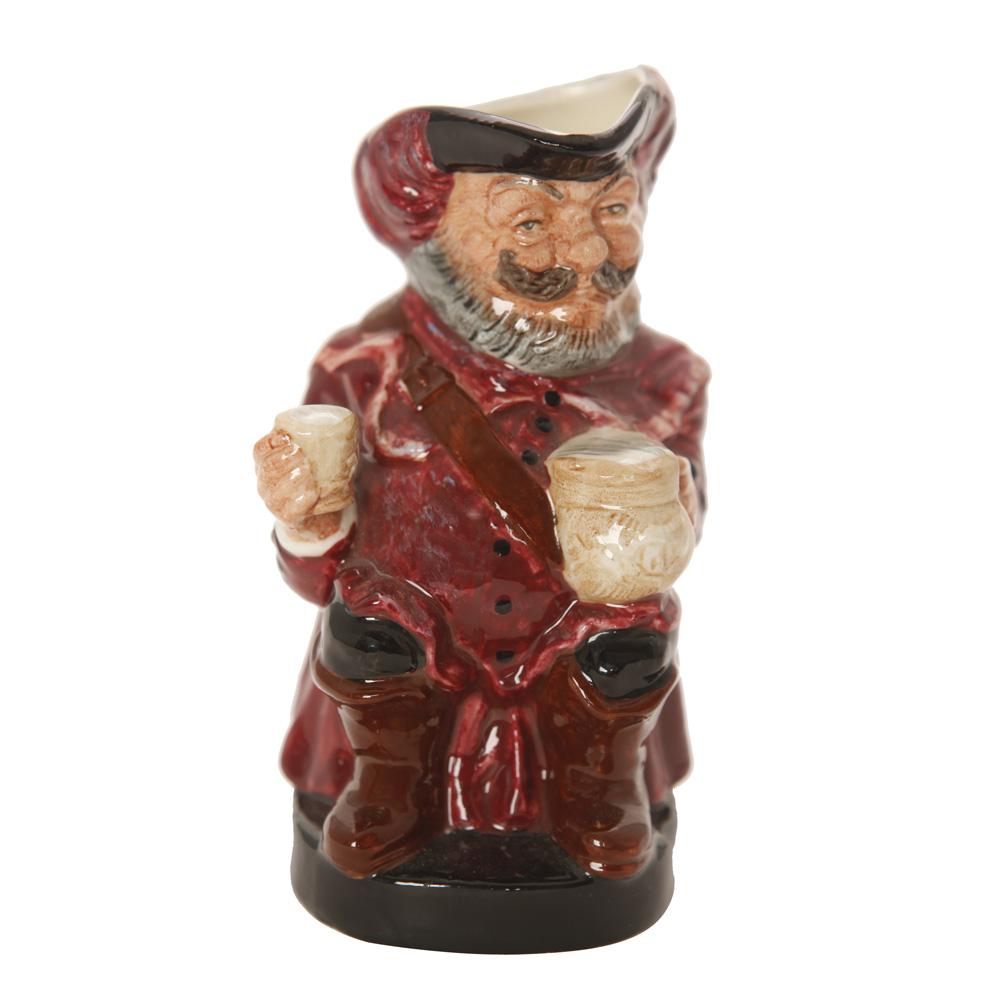 Falstaff Small Toby (mug away) - Royal Doulton Toby Jug