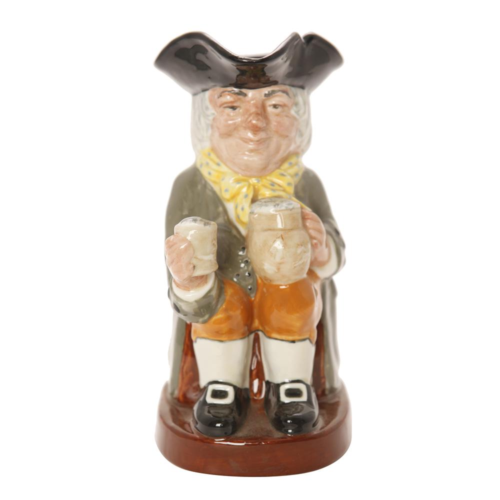 Happy John Large Toby - Royal Doulton Toby Jug