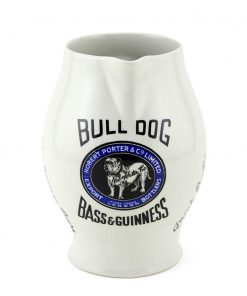 "Bulldog Guinness Pitcher 6""H - Royal Doulton"