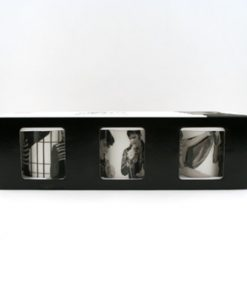 Elvis Mugs Black & White Boxed Set - Royal Doulton