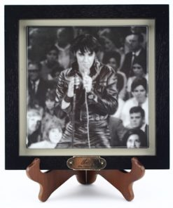 Elvis Plate Stand Up EPGW8 - Royal Doulton
