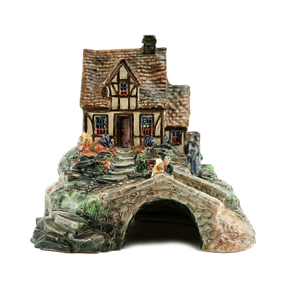 Cottage Pastille Burner