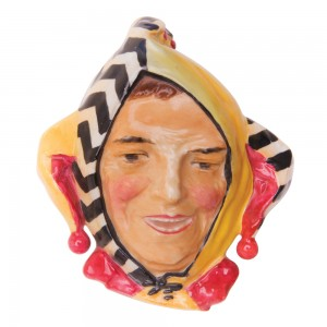 Jester Mask Small HN1673 - Royal Doulton Mask