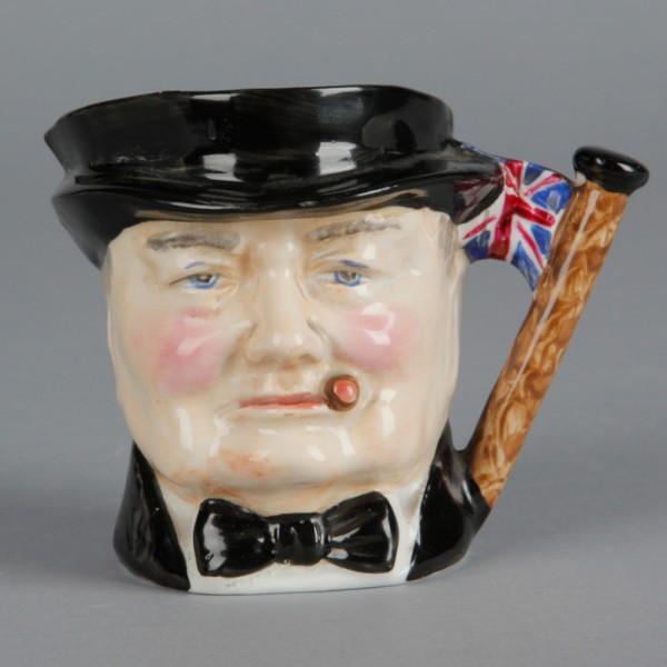 Winston Churchill CJS Thorley