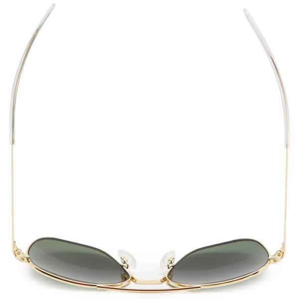 Randolph Engineering Aviator Sunglasses - Gold 55mm