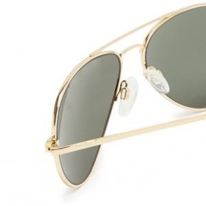 Randolph Engineering Concorde Sunglasses - Gold 57mm