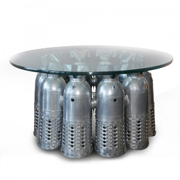 Phantom F4 Fighter Plane Coffee Table