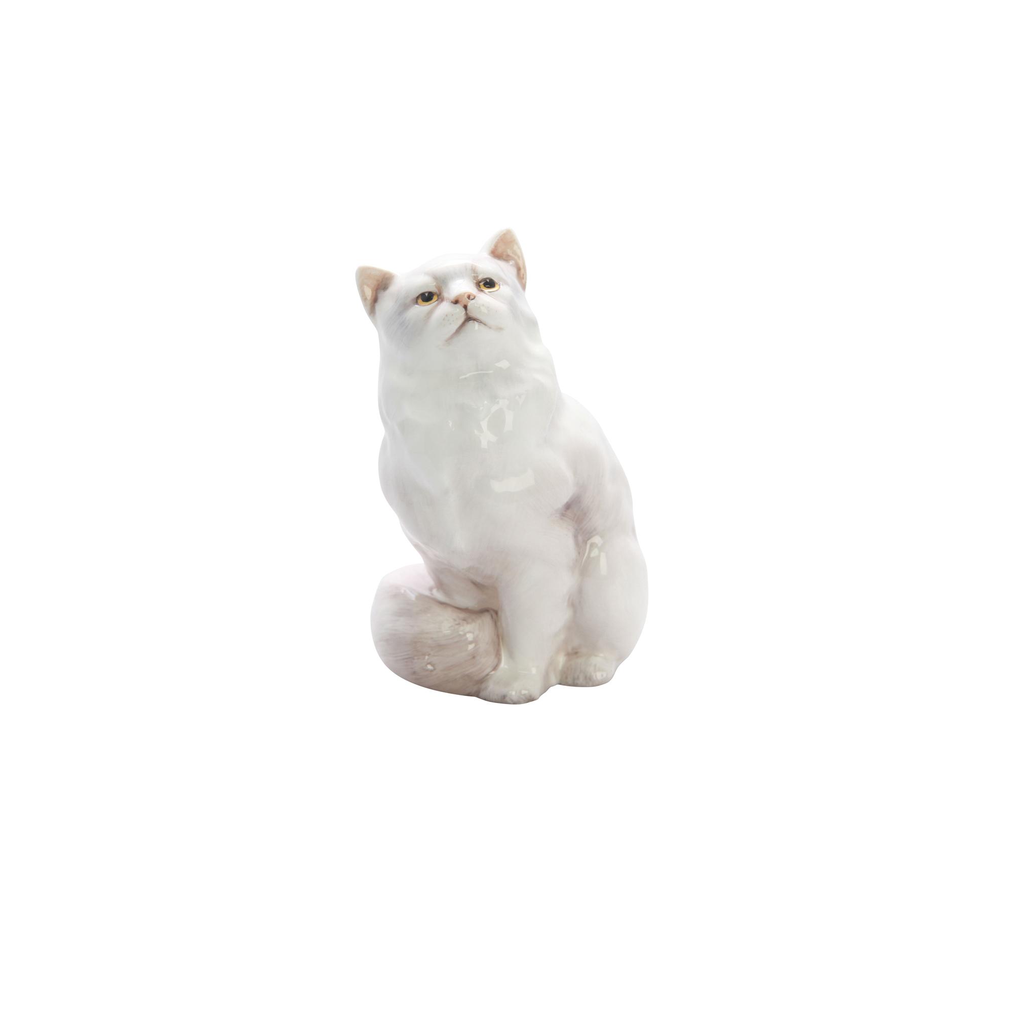 Persian Cat HN2539 - Royal Doulton Animals