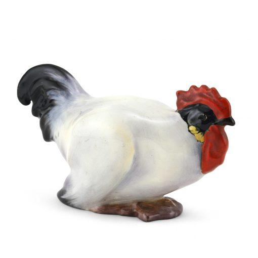 Cockerel Crouching HN180 - Royal Doulton Animals