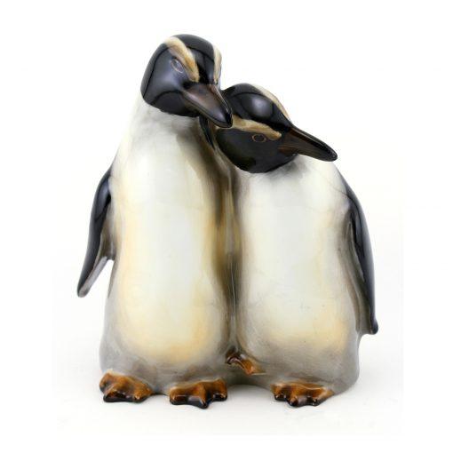 Penguins HN133 - Royal Doulton Animals