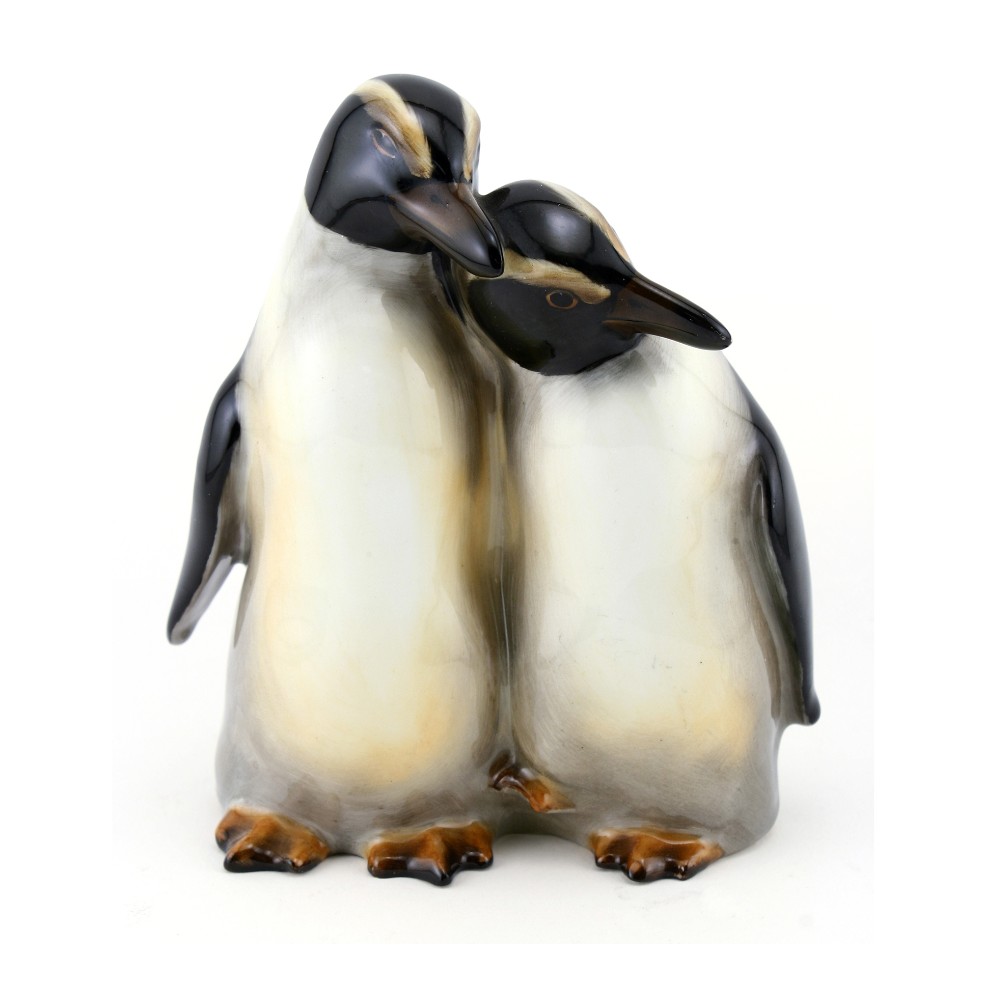 Penguins HN133 - Royal Doulton Animals