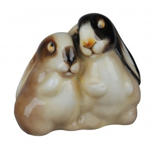 Rabbits HN209 - Royal Doulton Animals