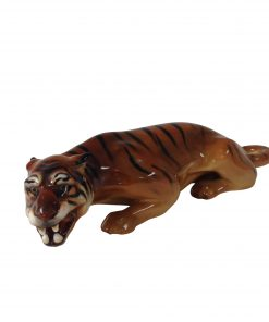 Tiger Crouching HN225 - Royal Doulton Animals