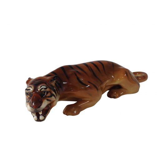 Tiger Crouching HN225 - Royal Doulton Animals
