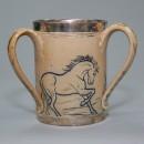 BRW_Tyg Arabian Horses Silver Rim