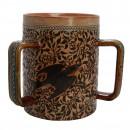 Tyg with Birds 6H - Barlow Stoneware