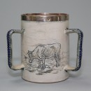 BRW_Tyg with Cows Silver Rim