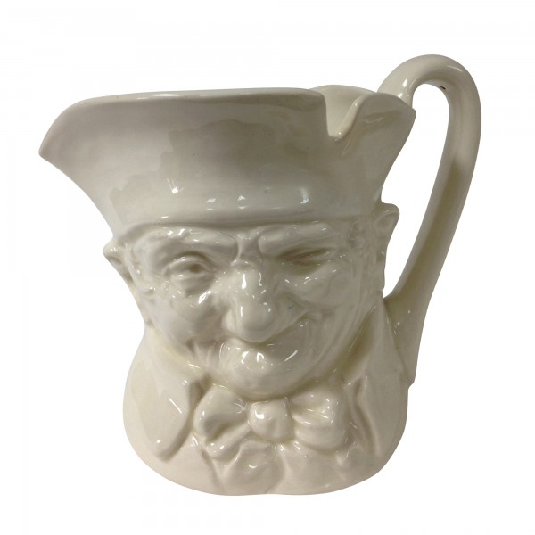 Old Charley White D5420 - Large - Royal Doulton Character Jug