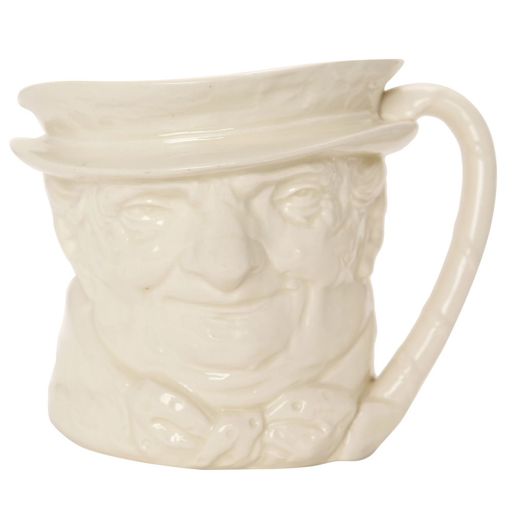 Tony Weller Extra White D5531 - Large - Royal Doulton Character Jug