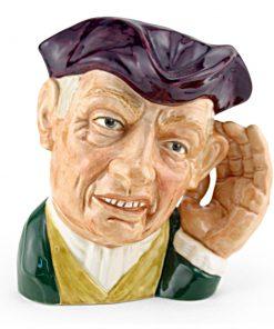 Ard of Earing D6594 - Mini - Royal Doulton Character Jug