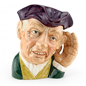 Ard of Earing D6594 - Mini - Royal Doulton Character Jug