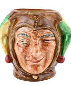 Jester Bentalls Backstamp D5556 - Small - Royal Doulton Character Jug
