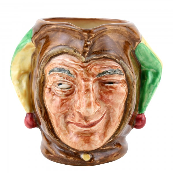 Jester Bentalls Backstamp D5556 - Small - Royal Doulton Character Jug