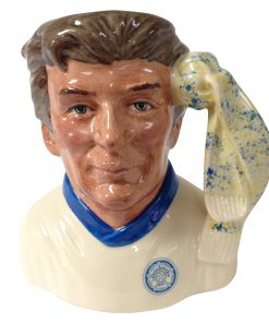Leeds United Football Club Supporter D6928 - Small - Royal Doulton Character Jug