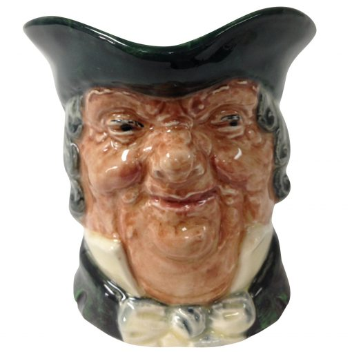 Parson Brown Bentalls Backstamp D5529 - Small - Royal Doulton Character Jug