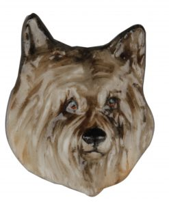Cairn Terrier Pin - Royal Doulton Dog