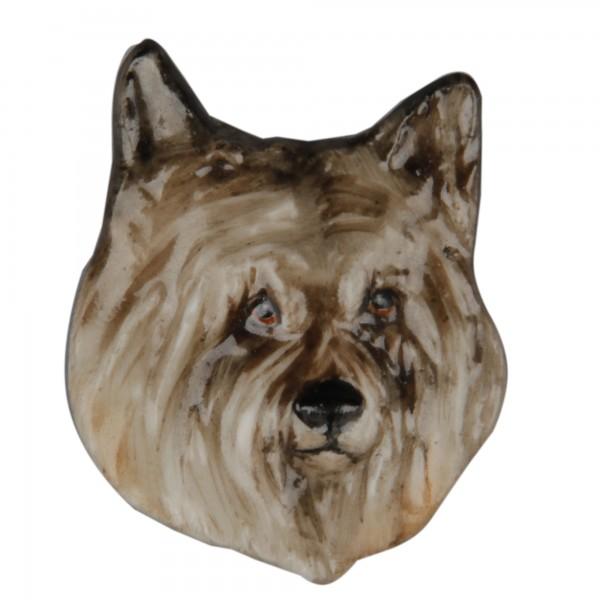 Cairn Terrier Pin - Royal Doulton Dog