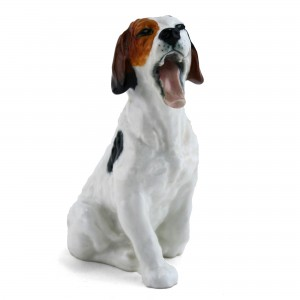 Character Dog Yawning Prototype - Royal Doulton Dog