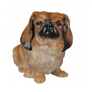 Pekinese Seated HN1040 - Royal Doulton Dog