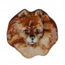 Pomeranian Pin - Royal Doulton Dog