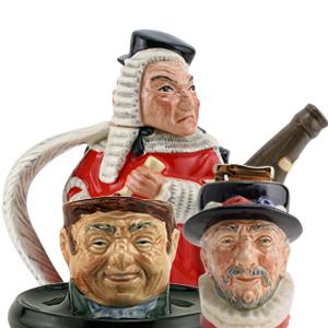 Character Jug Derivatives