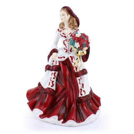 Christmas Day 2008 HN5209 - Royal Doulton Figurine