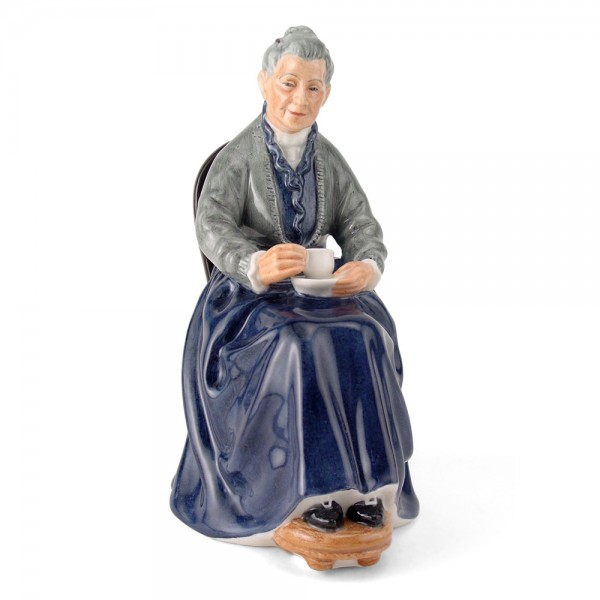 Cup of Tea HN2322 - Royal Doulton Figurine