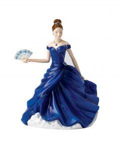 Evening Elegance HN5761 - Royal Doulton Figurine