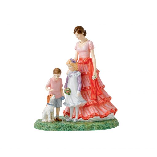 Family Outing HN5789 - Royal Doulton Figurine