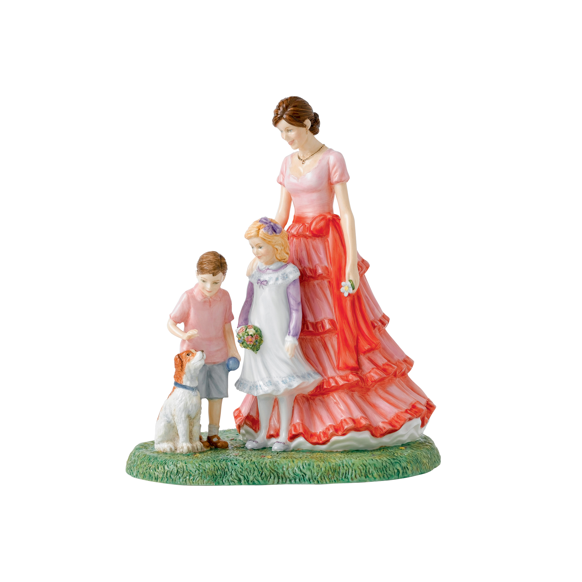 Family Outing HN5789 - Royal Doulton Figurine