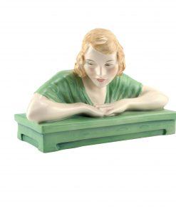 Gladys Bust HN4168 - Royal Doulton Figurine