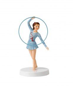 Gymnast HN5793 - Royal Doulton Figurine