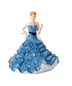 Isabella HN5751 - Royal Doulton Figurine