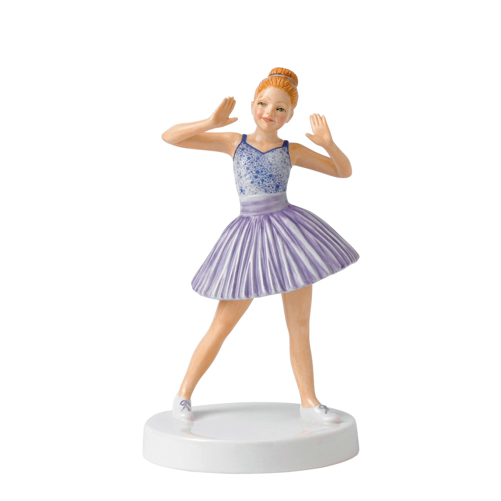 Jazz Dancer HN5791 - Royal Doulton Figurine