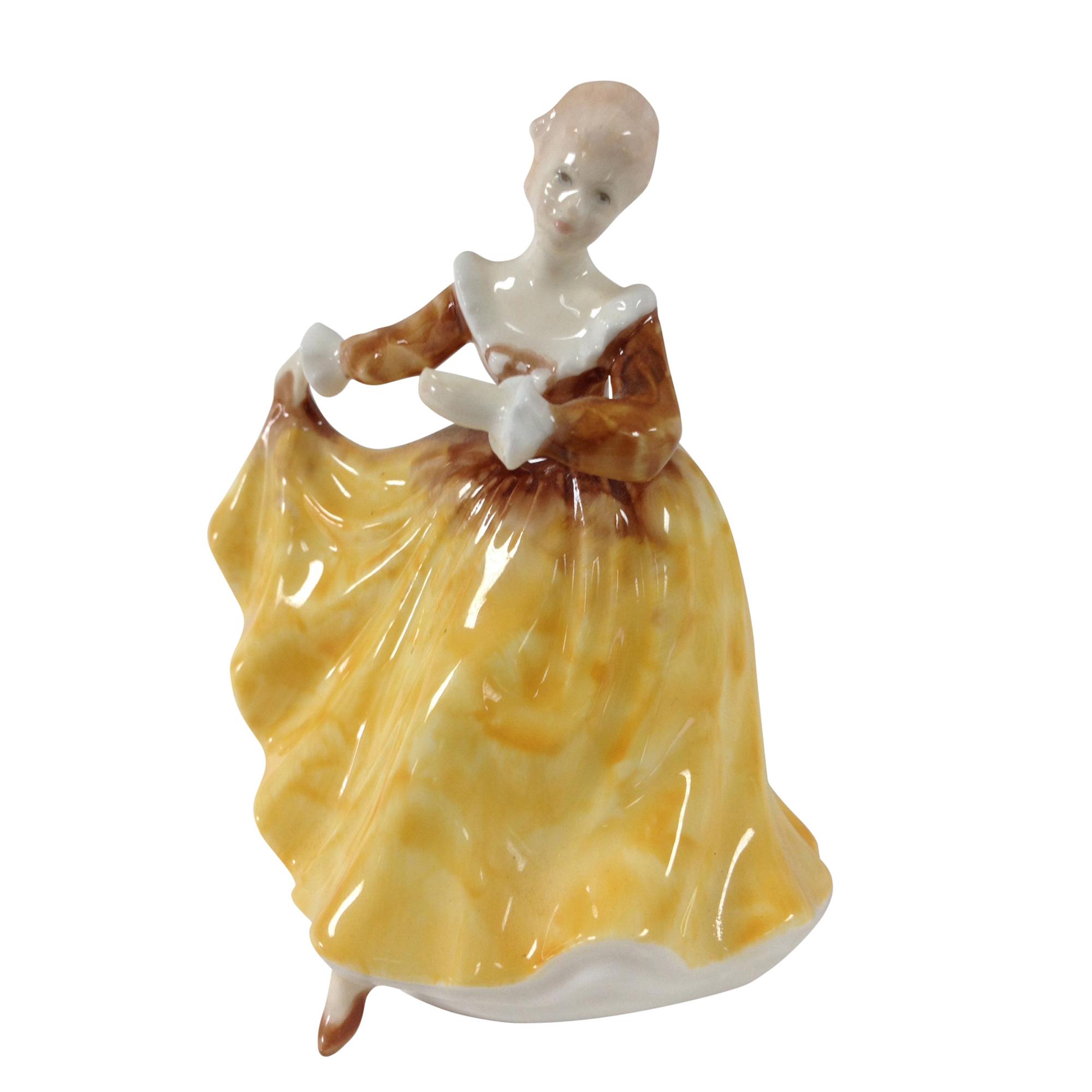 Kirsty Mini HN3743 - Royal Doulton Figurine
