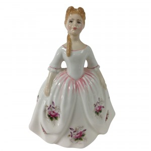 Lavender Rose HN3481 - Royal Doulton Figurine