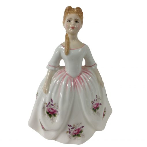 Lavender Rose HN3481 - Royal Doulton Figurine